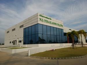 エヌエフティタイ新工場N.I.(Thailand)